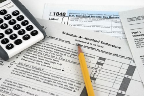 Tax Schedule A for Itemized Deductions