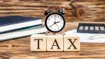 Tax Time Clock - 2018 Tax Documents